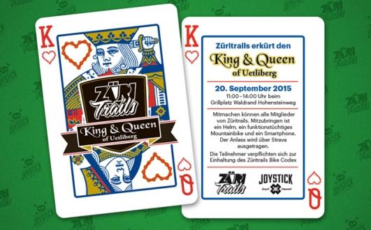 02.09.2015 – Züritrails King & Queen of Uetliberg 2015