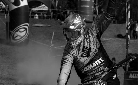 10.10.2016 – Basil Weber Winner iXS Swiss Downhill Cup